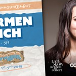 Carmen+Lynch+Presented+by+Floodwater+Comedy+Festival