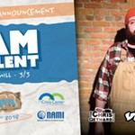 Sam+Tallent+Presented+by+Floodwater+Comedy+Festival