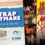 Helltrap+Nightmare+presented+by+Floodwater+Comedy+Festival